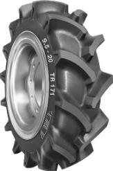 TR 171 Extra Deep Tires
